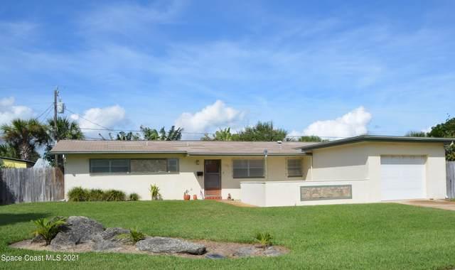 220 Jason Court, Satellite Beach, FL 32937 (MLS #916210) :: Keller Williams Realty Brevard