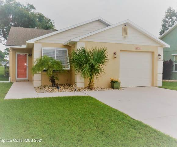 4034 Bayberry Drive, Melbourne, FL 32901 (MLS #916217) :: Blue Marlin Real Estate