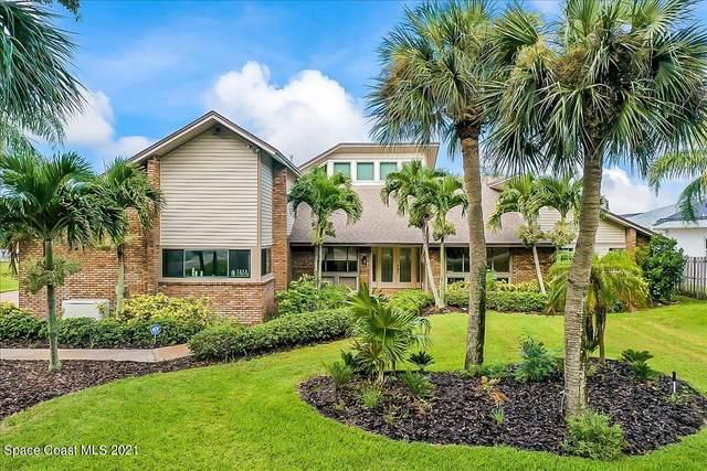725 Lakewood Circle, Merritt Island, FL 32952 (MLS #916259) :: Blue Marlin Real Estate