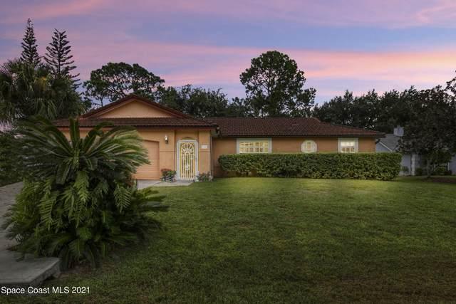 350 Shore Court SE, Palm Bay, FL 32909 (MLS #916261) :: Vacasa Real Estate