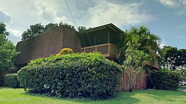 1640 S Park Avenue, Titusville, FL 32780 (MLS #916270) :: Engel & Voelkers Melbourne Central
