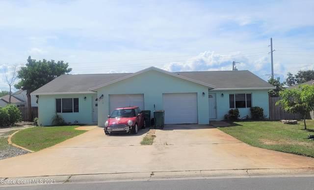 122 Atlas Lane, Satellite Beach, FL 32937 (MLS #916288) :: Blue Marlin Real Estate