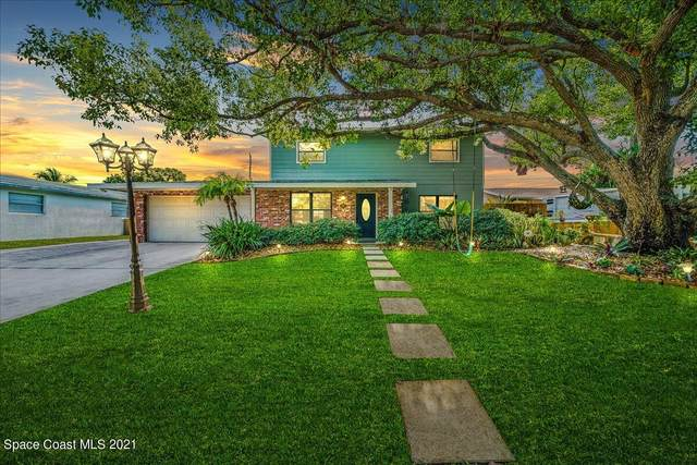 760 Buttonwood Drive, Merritt Island, FL 32953 (MLS #916293) :: Engel & Voelkers Melbourne Central