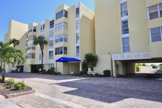 4700 Ocean Beach Boulevard #222, Cocoa Beach, FL 32931 (MLS #916297) :: Blue Marlin Real Estate