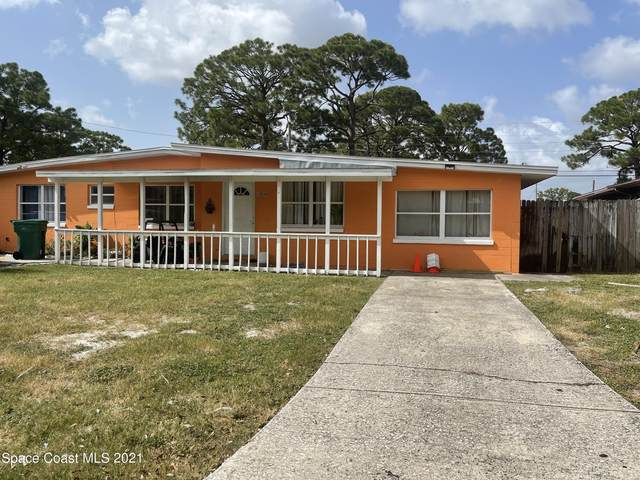 1056 Cypress Lane, Cocoa, FL 32922 (MLS #916298) :: Engel & Voelkers Melbourne Central