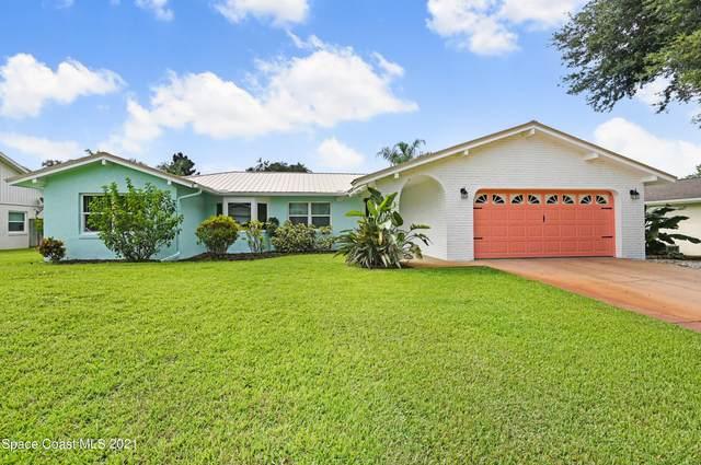 2515 Cherrywood Lane, Titusville, FL 32780 (MLS #916337) :: Engel & Voelkers Melbourne Central