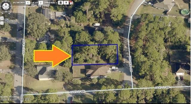 214 Gordon Road NW, Palm Bay, FL 32907 (MLS #916355) :: Engel & Voelkers Melbourne Central