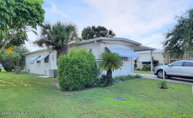 440 Seagull Drive, Barefoot Bay, FL 32976 (MLS #916359) :: Keller Williams Realty Brevard