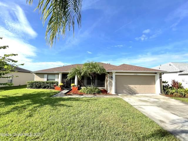 1474 Knoll Ridge Drive, Melbourne, FL 32940 (MLS #916377) :: Engel & Voelkers Melbourne Central