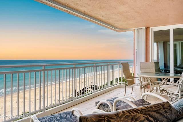 5635 S Highway A1a #502, Melbourne Beach, FL 32951 (MLS #916390) :: Premium Properties Real Estate Services