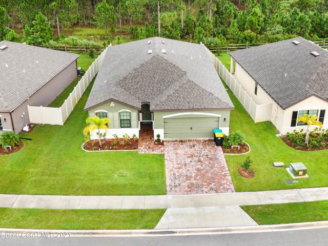 690 Old Country E, Palm Bay, FL 32909 (MLS #916394) :: Engel & Voelkers Melbourne Central