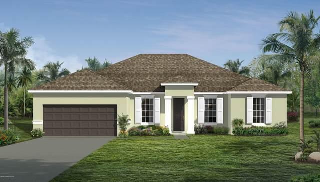 914 Serenade Street NW, Palm Bay, FL 32907 (MLS #916396) :: Keller Williams Realty Brevard