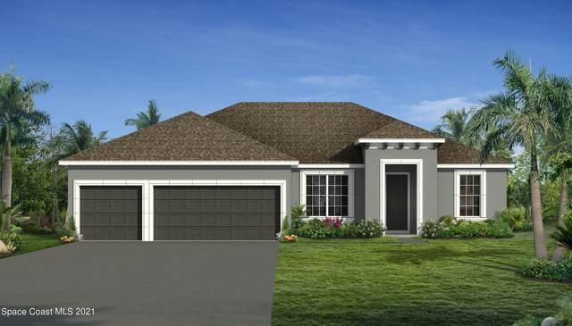 1732 Killian Drive NE, Palm Bay, FL 32905 (MLS #916400) :: Keller Williams Realty Brevard