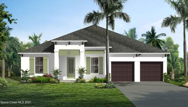 1742 Killian Drive NE, Palm Bay, FL 32905 (MLS #916404) :: Keller Williams Realty Brevard