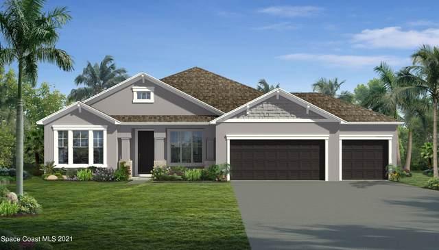 1612 Killian Drive NE, Palm Bay, FL 32905 (MLS #916443) :: Keller Williams Realty Brevard