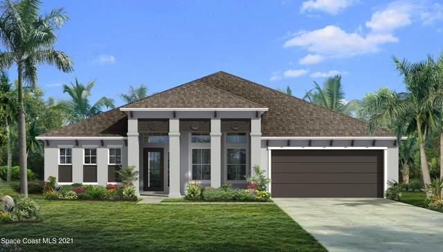 1582 Killian Drive NE, Palm Bay, FL 32905 (MLS #916446) :: Keller Williams Realty Brevard