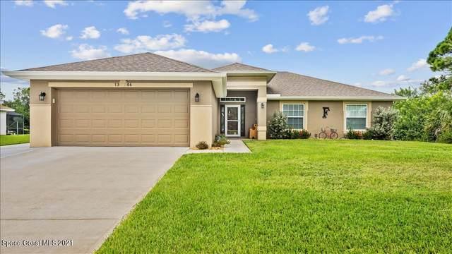1306 Depew Street SE, Palm Bay, FL 32909 (MLS #916449) :: Keller Williams Realty Brevard