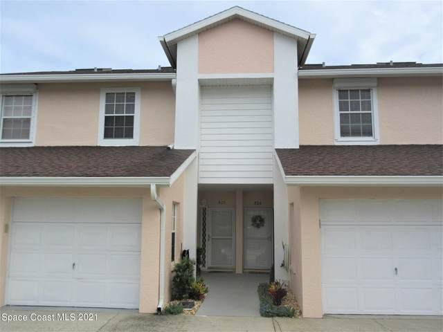 105 Escambia Lane #807, Cocoa Beach, FL 32931 (MLS #916450) :: Engel & Voelkers Melbourne Central