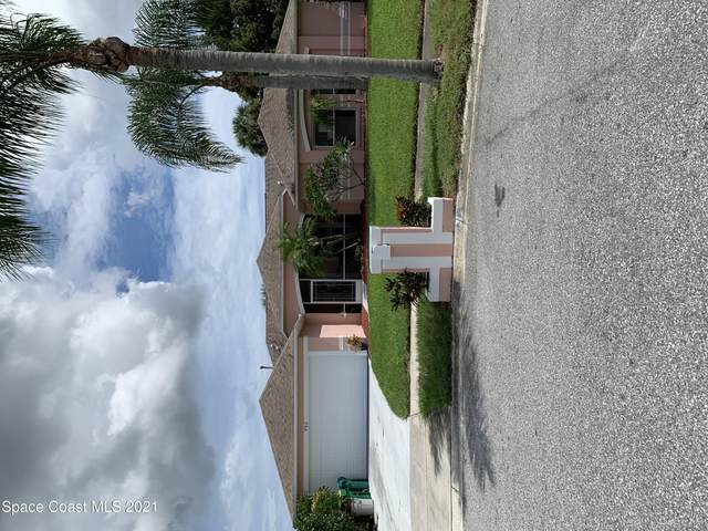 590 Wild Flower Street, Merritt Island, FL 32953 (MLS #916460) :: Engel & Voelkers Melbourne Central