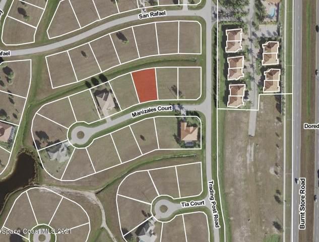 24481 Manizales Court, Punta Gorda, FL 33955 (MLS #916476) :: Engel & Voelkers Melbourne Central