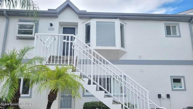611 Ocean Park Lane #238, Cape Canaveral, FL 32920 (MLS #916481) :: Engel & Voelkers Melbourne Central