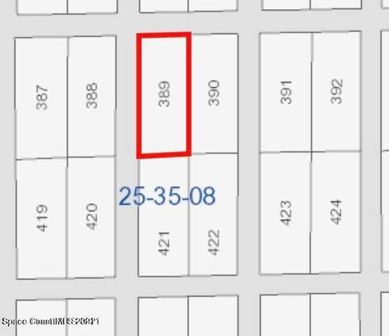 Tract 389 And 390, Rockledge, FL 32955 (MLS #916485) :: Engel & Voelkers Melbourne Central