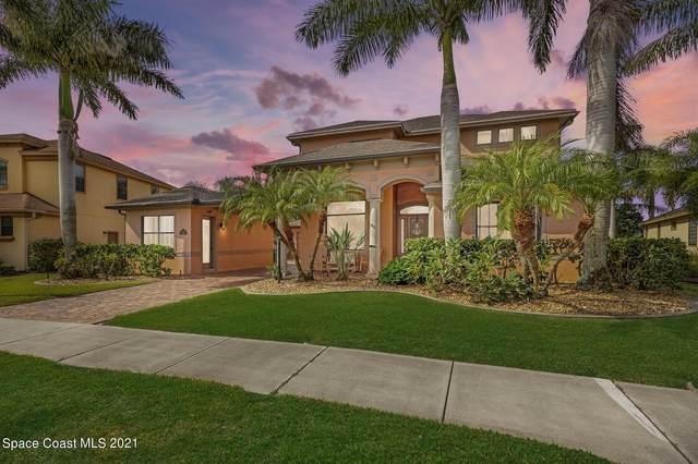 3560 Brunot Circle, Melbourne, FL 32940 (MLS #916489) :: Engel & Voelkers Melbourne Central