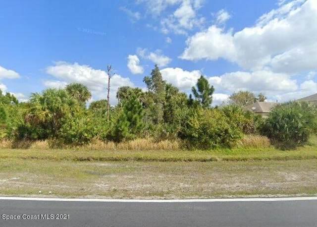 1887 Cogan Drive, Palm Bay, FL 32909 (MLS #916501) :: Engel & Voelkers Melbourne Central