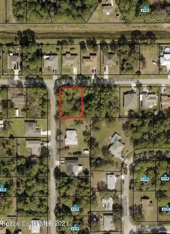 0 Wellington (Corner Of Wells) Avenue SW, Palm Bay, FL 32908 (MLS #916521) :: Engel & Voelkers Melbourne Central