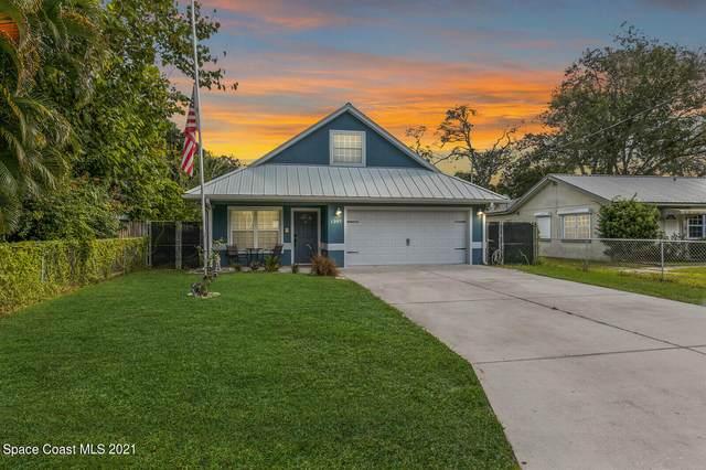 1397 Miller Street NE, Palm Bay, FL 32905 (MLS #916526) :: Keller Williams Realty Brevard