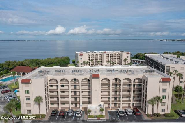 5803 N Banana River Boulevard #1055, Cape Canaveral, FL 32920 (MLS #916533) :: Blue Marlin Real Estate
