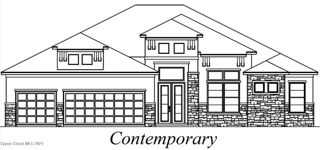 1090 Aranceto Circle, Merritt Island, FL 32952 (MLS #916538) :: Blue Marlin Real Estate