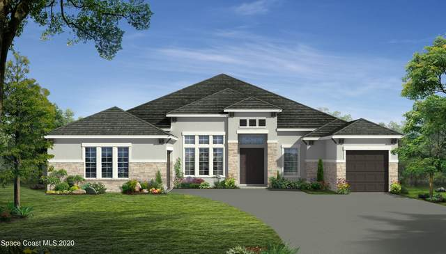 1095 Aranceto Circle, Merritt Island, FL 32953 (MLS #916540) :: Blue Marlin Real Estate