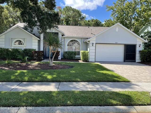 935 Osprey Lane, Rockledge, FL 32955 (MLS #916546) :: Blue Marlin Real Estate