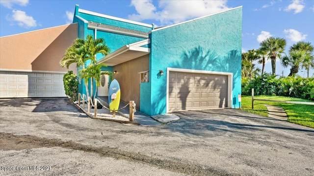 951 N Highway A1a, Indialantic, FL 32903 (MLS #916556) :: Blue Marlin Real Estate