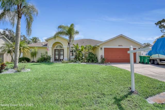 5971 Midway Avenue, Cocoa, FL 32927 (MLS #916565) :: Keller Williams Realty Brevard
