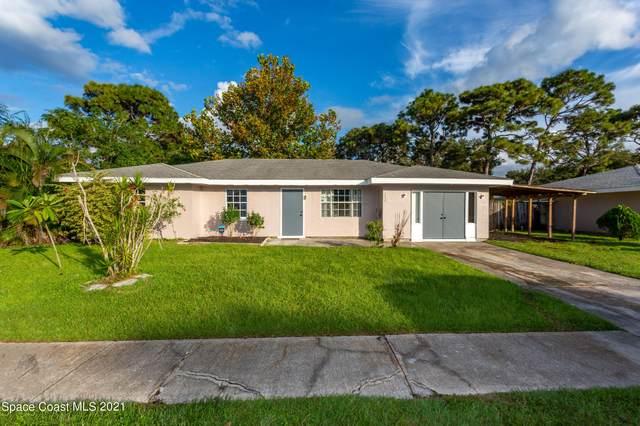 1239 Mariposa Drive NE, Palm Bay, FL 32905 (MLS #916579) :: Engel & Voelkers Melbourne Central