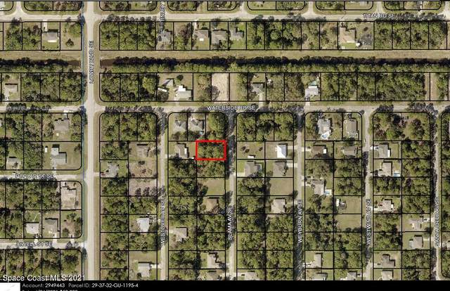 3116 Slama Avenue SE, Palm Bay, FL 32909 (MLS #916582) :: Dalton Wade Real Estate Group