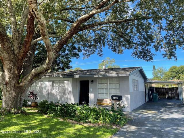 3306 Purdue Street, Melbourne, FL 32901 (MLS #916585) :: Blue Marlin Real Estate