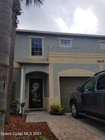 2805 Reston Street #103, Melbourne, FL 32935 (MLS #916586) :: Armel Real Estate