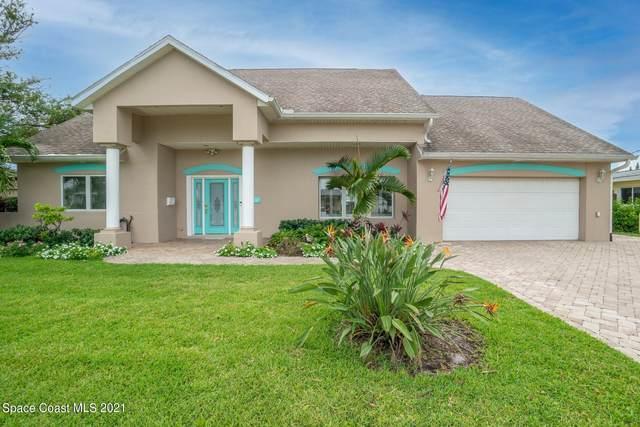 432 Cardinal Drive, Satellite Beach, FL 32937 (MLS #916606) :: Blue Marlin Real Estate
