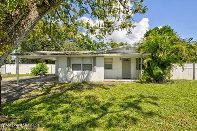 1327 Vista Terrace, Titusville, FL 32780 (MLS #916616) :: Keller Williams Realty Brevard