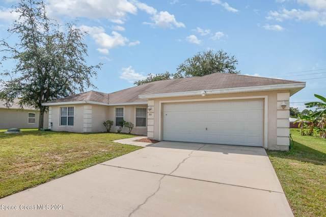 782 Merrimac Street SE, Palm Bay, FL 32909 (MLS #916618) :: Dalton Wade Real Estate Group