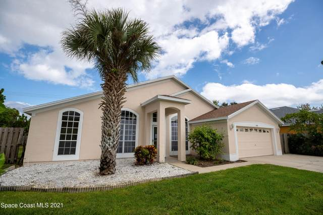 1390 Sanibel Lane, Merritt Island, FL 32952 (MLS #916621) :: Blue Marlin Real Estate