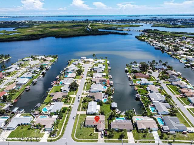 790 New Hampton Way, Merritt Island, FL 32953 (MLS #916626) :: Keller Williams Realty Brevard
