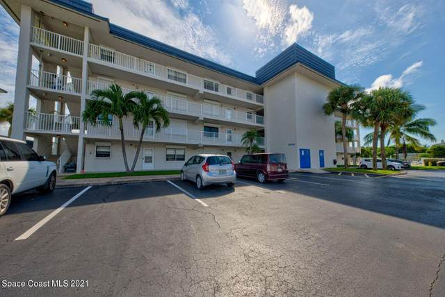 2150 N Highway A1a #411, Indialantic, FL 32903 (MLS #916628) :: Premium Properties Real Estate Services