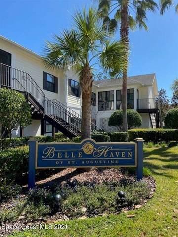 120 Laurel Wood Way #104, St. Augustine, FL 32086 (MLS #916631) :: Vacasa Real Estate
