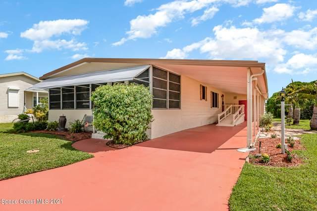 503 Kimberly Circle, Melbourne, FL 32904 (MLS #916640) :: Blue Marlin Real Estate