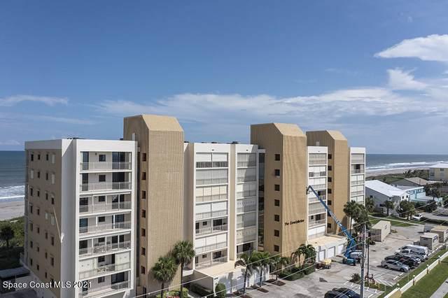 3223 S Atlantic Avenue #705, Cocoa Beach, FL 32931 (MLS #916641) :: Blue Marlin Real Estate