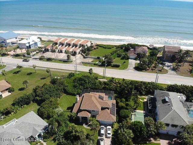 130 Seaglass Drive, Melbourne Beach, FL 32951 (MLS #916657) :: Armel Real Estate